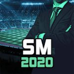 soccer manager 2020 mod apk feature image